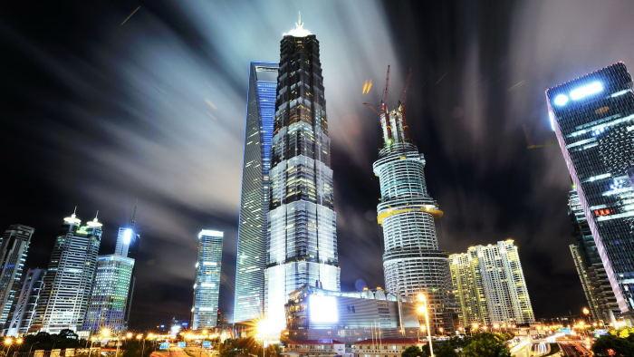 Zonas de acción de Shanghái Aware Connection